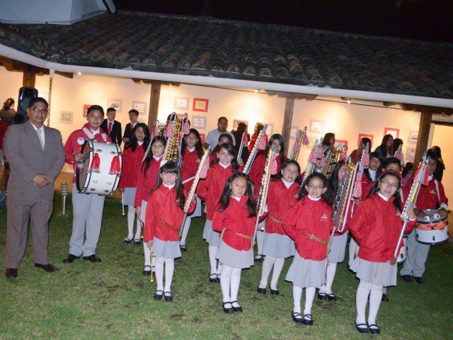 Banda de Paz en varias presentaciones y festividades